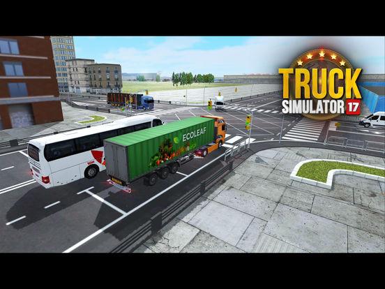 Truck Simulator 2017 * screenshot 6