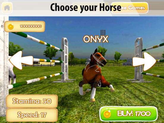 Equestrian: Horse Racing 3D screenshot 7