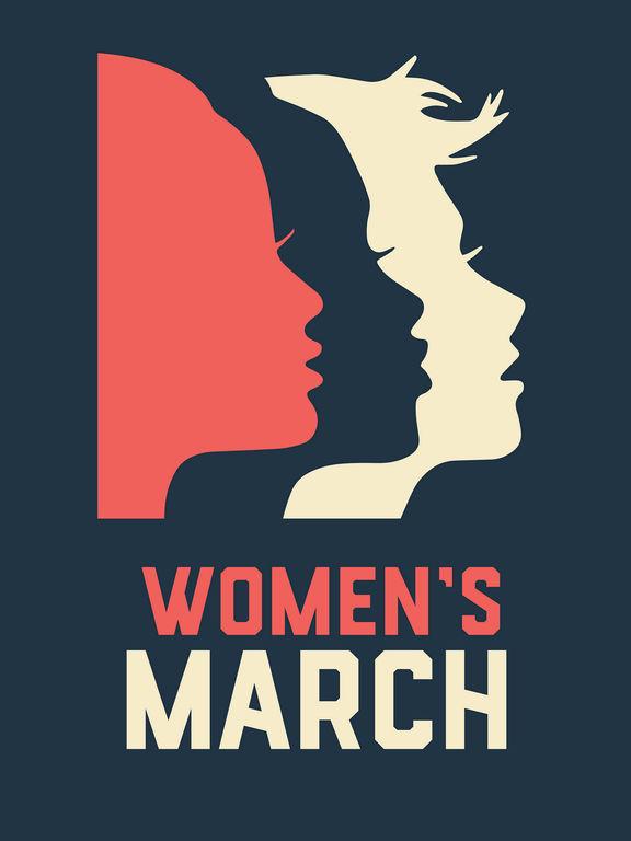 Women's March on Washington screenshot 4