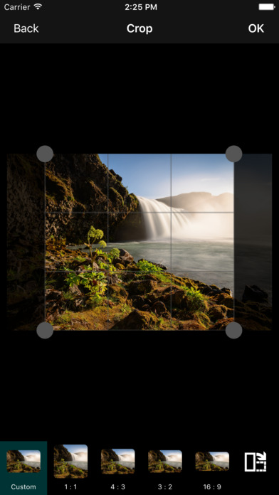 VisualX Photo Editor & Effects screenshot 2