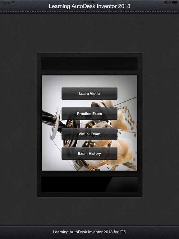 LearnFor Inventor 2018 screenshot 6