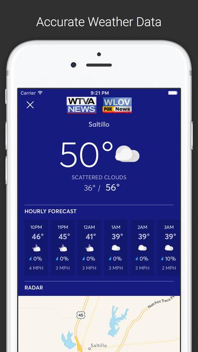 WTVA/WLOV News & Weather | Apps | 148Apps