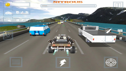 Speed to Dark Car screenshot 1