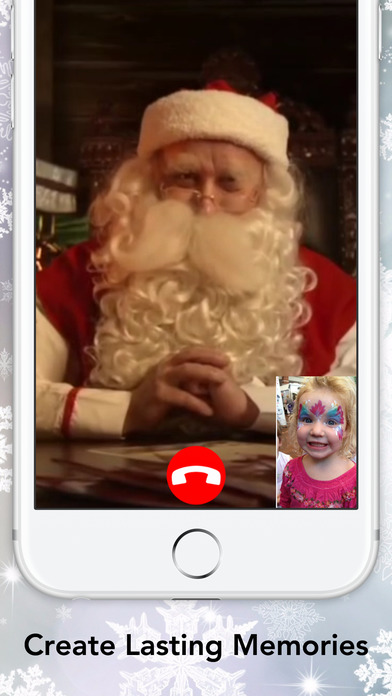 Video Call with Santa screenshot 2