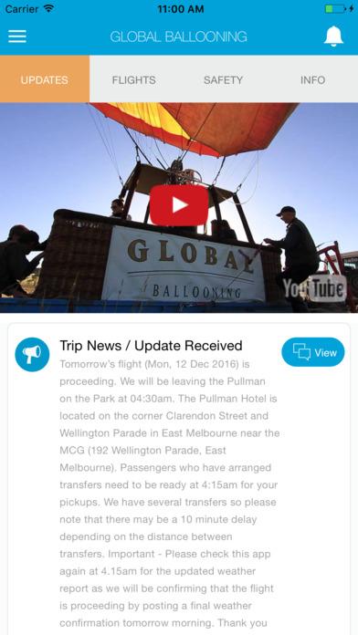 Global Ballooning Australia screenshot 1