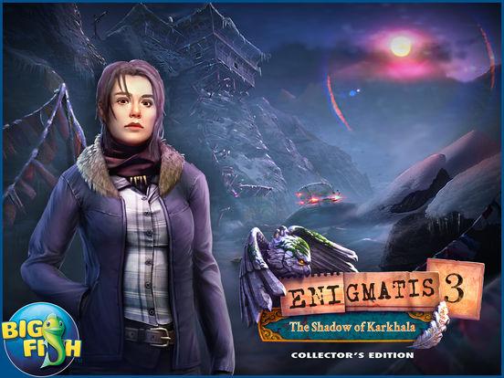 Enigmatis: The Shadow of Karkhala (Full) - Hidden screenshot 10