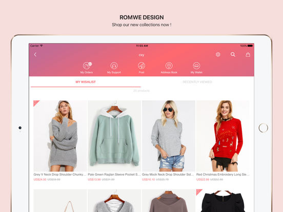 ROMWE - Fashion Store screenshot 10