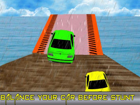 Extreme Fast Stunt Race : Nitro Drifting Challenge screenshot 8
