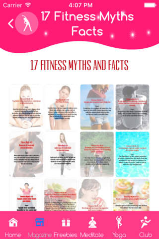 Balance exercises for seniors - náhled