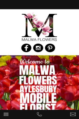 Malwa Flowers - náhled