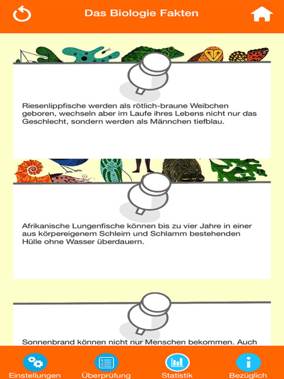 Das Biologie Quiz screenshot 8