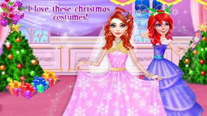 Christmas Wedding Makeup screenshot 4