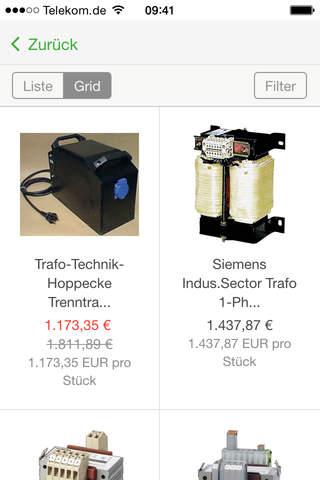 elektrotools.de - náhled