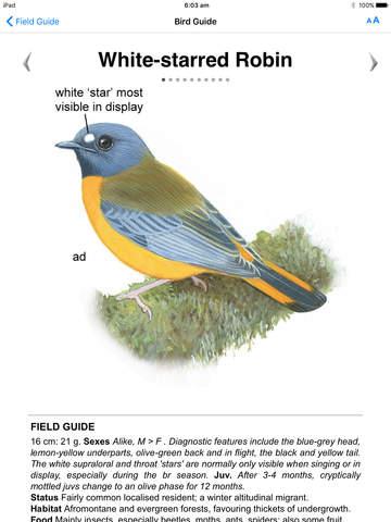 Roberts VII Multimedia Birds of Southern Africa - náhled