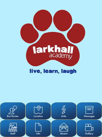 Larkhall Academy - náhled
