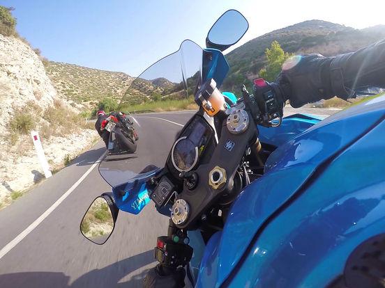 VR Bike Motorcycle Race Pro with Google Cardboard screenshot 4
