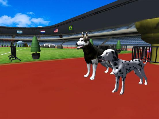 Crazy Racing Dog Simulator screenshot 6