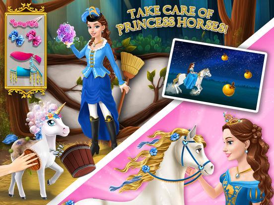 Princess Gloria Horse Club 2 - No Ads screenshot 8