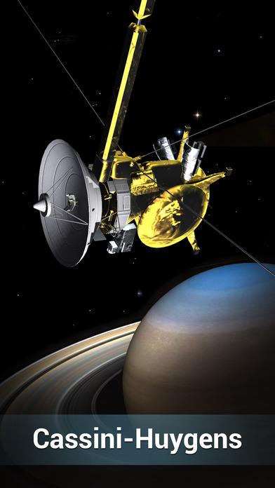Space Museum by Solar Walk screenshot 2