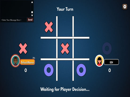 Tic Tac Toe (with friends) screenshot 7