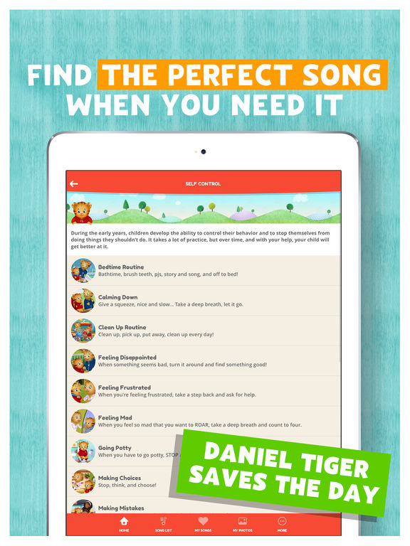 Daniel Tiger for Parents screenshot 8
