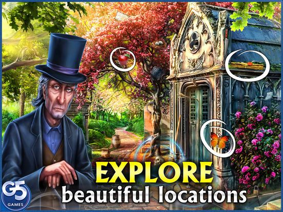 Kate Malone: Hidden Object Detective screenshot 2