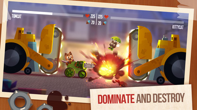 CATS: Crash Arena Turbo Stars screenshot #3