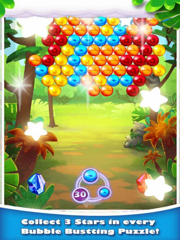 Magic forest Ball - Pop Game screenshot 5