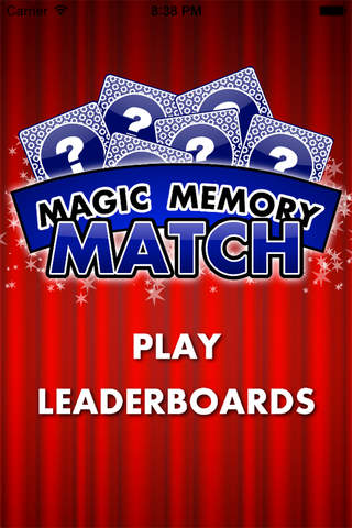 Magic Memory Match - náhled