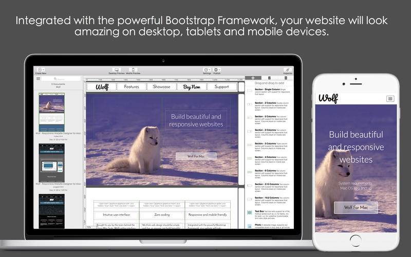 Wolf website designer 2 30 11 18