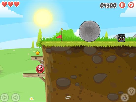 B-RedBall screenshot 8