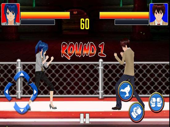 Man vs Women combo Fight screenshot 6