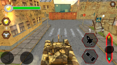 3D Tank War-fare Strike : New Mobile Combat Game-s screenshot 3