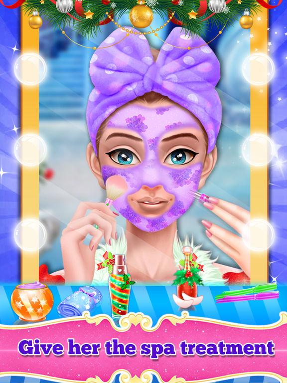 Christmas Celebrity Makeover screenshot 9