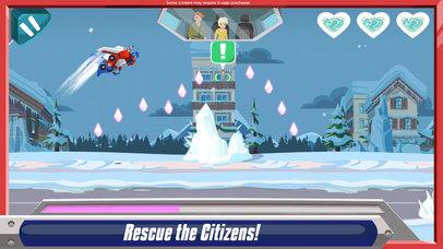 Transformers Rescue Bots: Dash screenshot 4