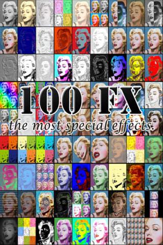 100 FX - náhled
