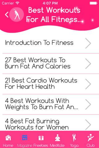 Ultimate cardio pilates workout - náhled