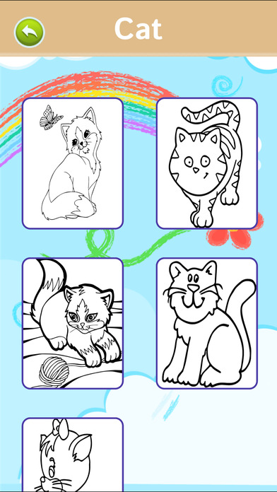 Animals Coloring : Draw, Paint for Kids screenshot 3