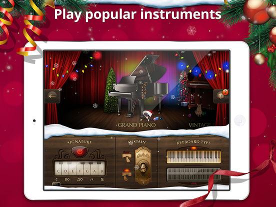 Christmas Piano - Songs, Games & Music Keyboard screenshot 9