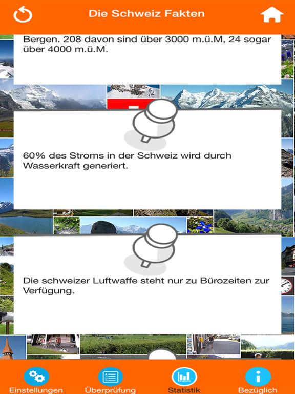 Die Schweiz Quiz screenshot 8