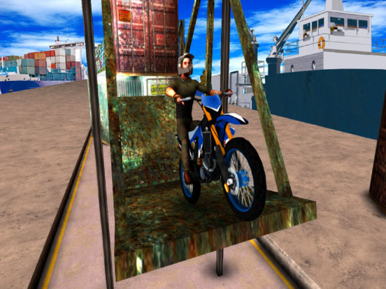 Tricky Bike Trail Stunt : Real Crazy Ride-r 2017 screenshot 6