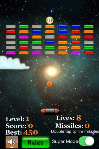 BricksBreaker Free Game - náhled