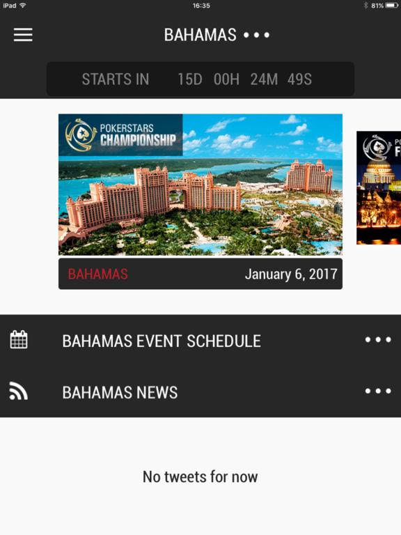 PokerStars Live screenshot 6