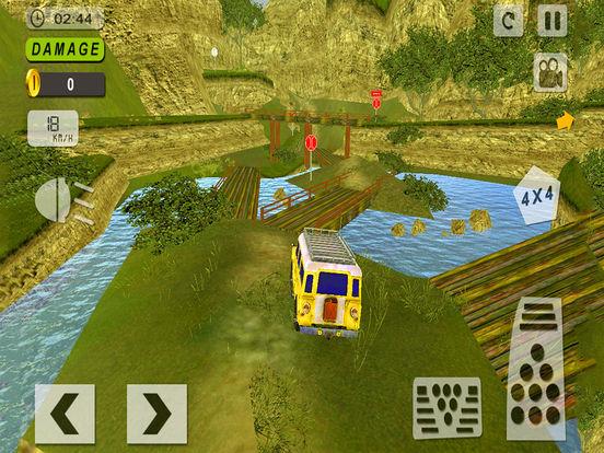 Off-Road Mountain Challeng-ing Drive 2017 screenshot 6