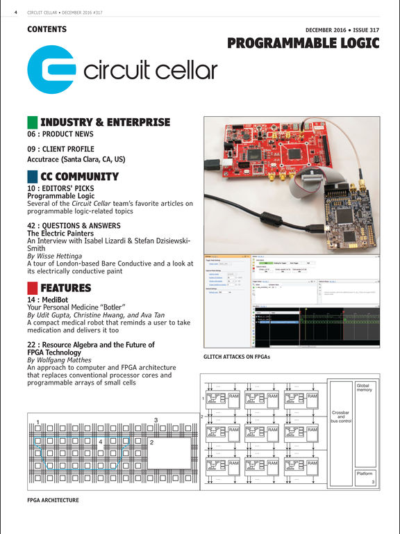 Circuit Cellar screenshot 7