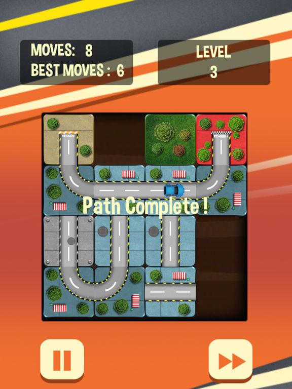 Road Maze Puzzle screenshot 7