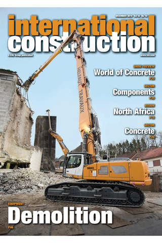 International Construction - The magazine for the  - náhled