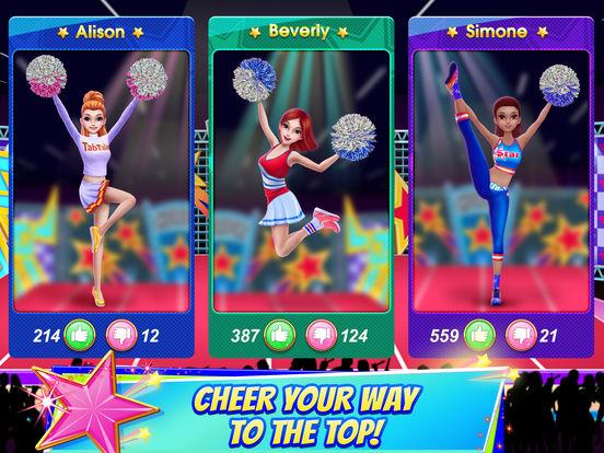 Cheerleader Champion Dance Off screenshot 9
