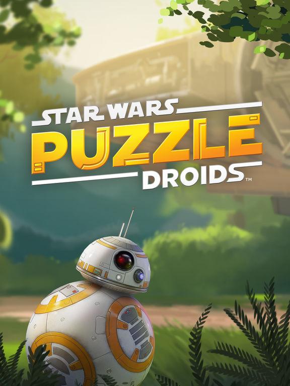 Star Wars: Puzzle Droids™ screenshot 10