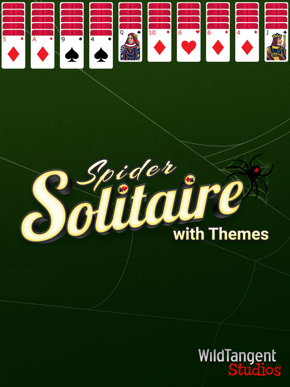 Spider Solitaire with Themes screenshot 10